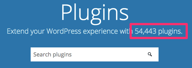 WordPress_Plugins___Plugins_extend_and_expand_the_functionality_of_WordPress_