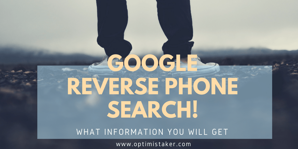 google reverse phone search