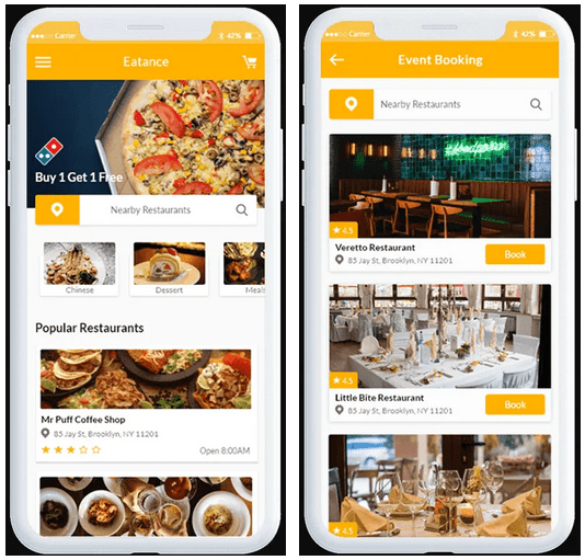 Eatance Review – Epic Food Mobile Application To Grow Your Coffee Strongly