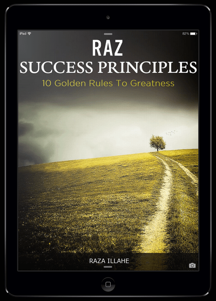 Raz Success Principles -  You & Your Mind