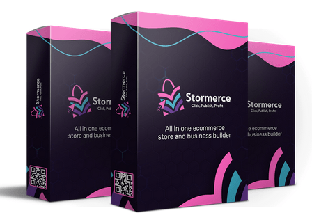 Stormerce - Create Successful Stores with just a few clicks