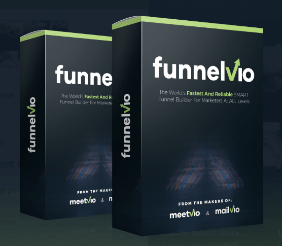 Funnelvio- Reliable & Fast 'Smart Funnel' Builder