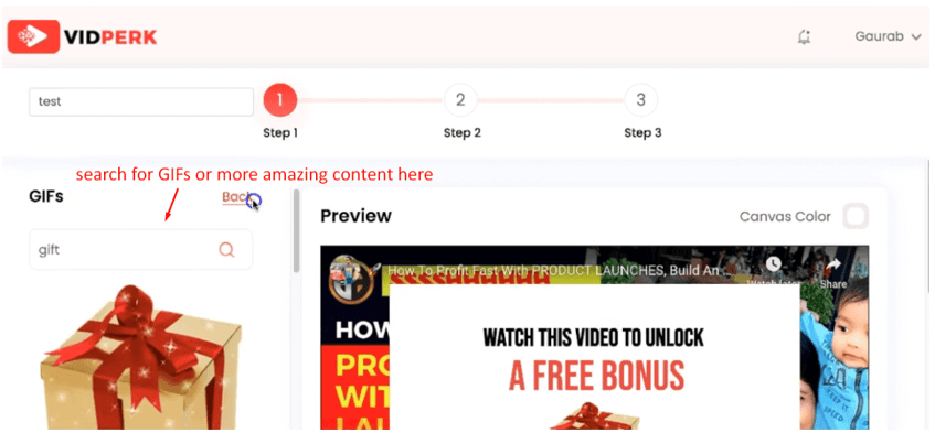Vidperk Review  – NEW Tech Immediately makes 3-10X video available.